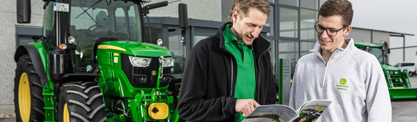 John Deere Agriculture Dealership